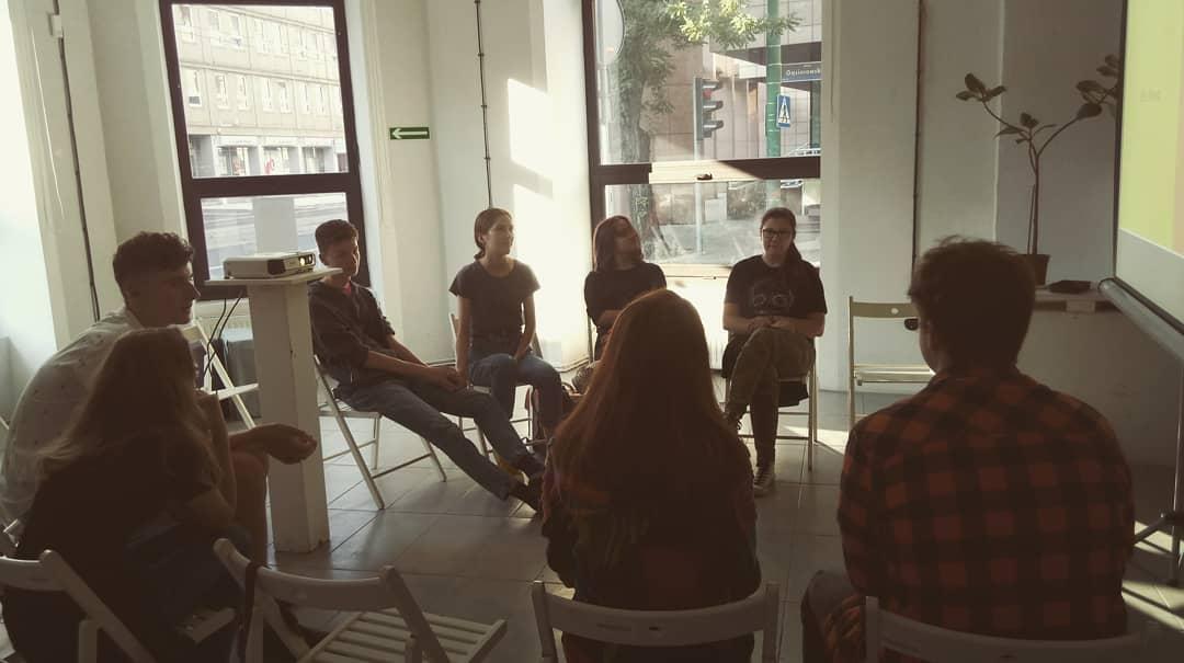 II Forum Młodych Aktywistów – Słychać mnie?