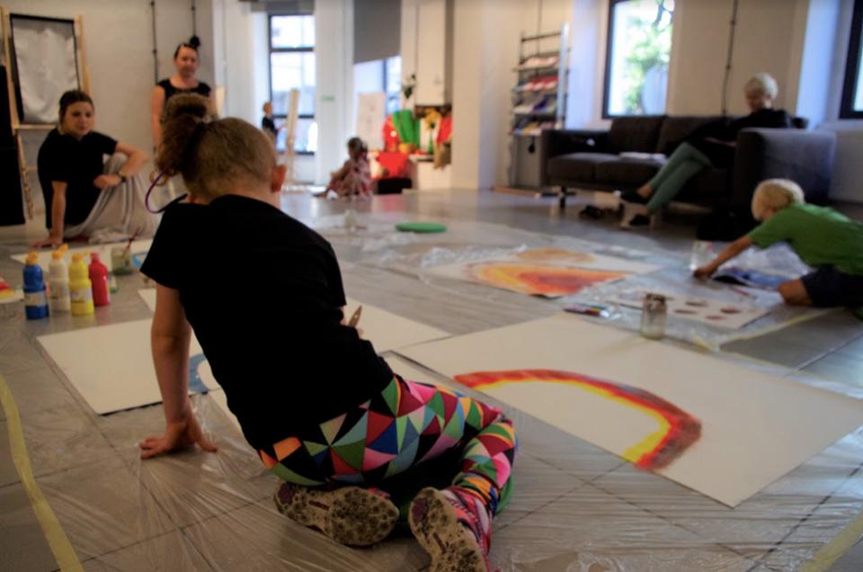 Wakacyjna pracownia artystyczna dla dzieci i dorosłych
